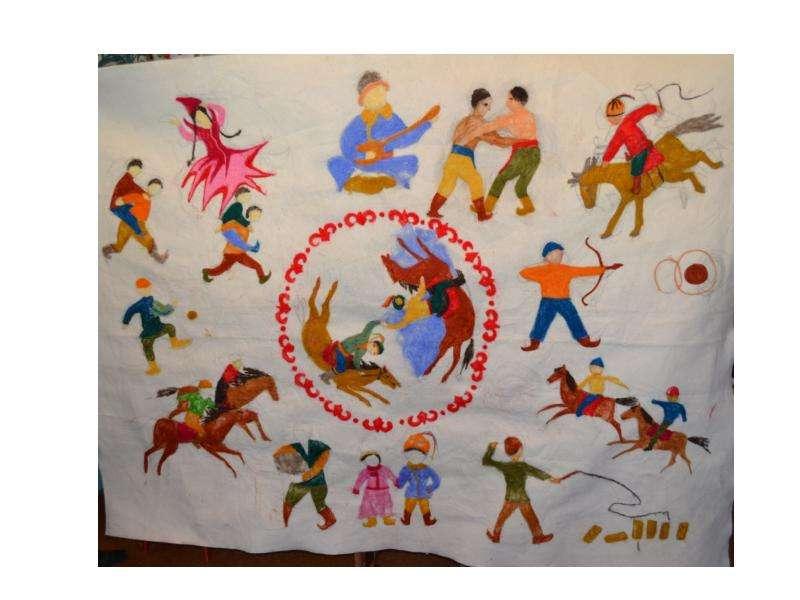 Республика Алтай. История. Быт алтайского народа, слайд 41