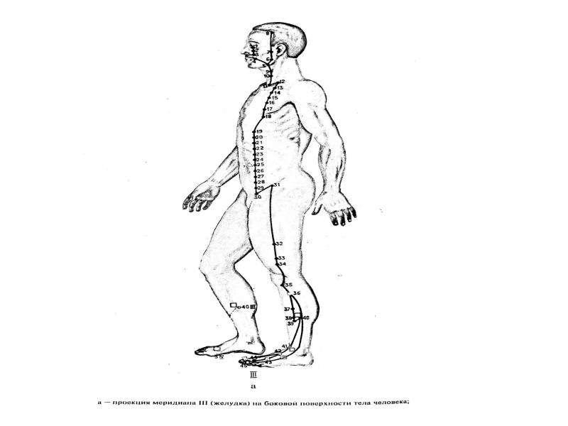 Основы точечного массажа, рис. 35