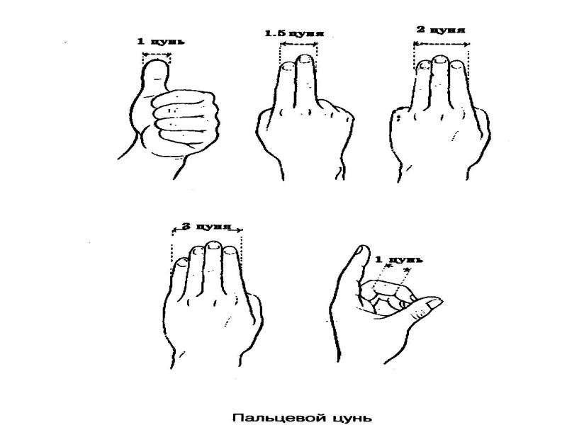 Основы точечного массажа, рис. 9