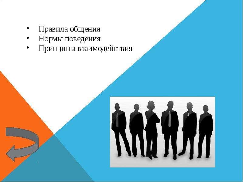 Игра «Административная и деловая этика», слайд 19