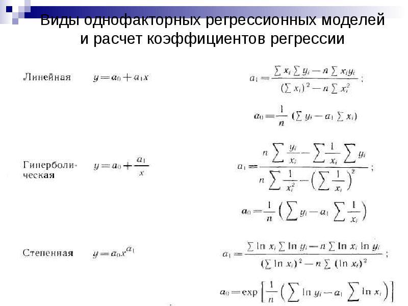 Предварительный эксперимент и методы его анализа, слайд 22