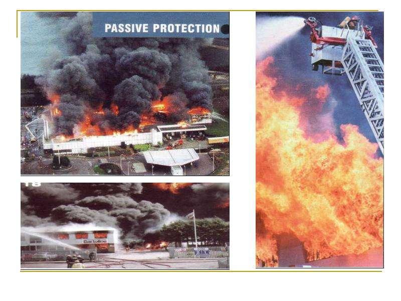 Огнегасительные вещества. Способы и средства тушения пожаров, слайд 17