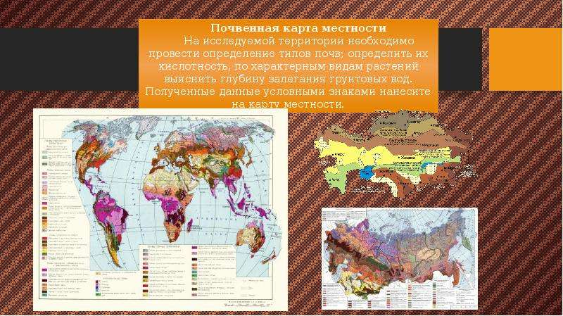 Геоэкологическое картографирование, слайд 11