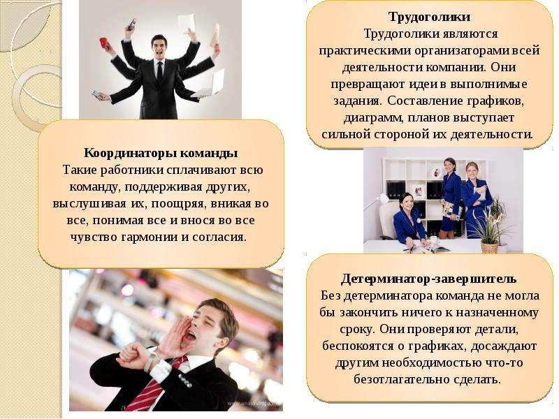 Групповая динамика. Фазы развития группы, слайд 11
