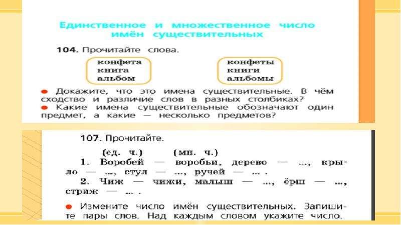 Методика изучения морфологии в курсе русского языка в начальной школе, слайд 34