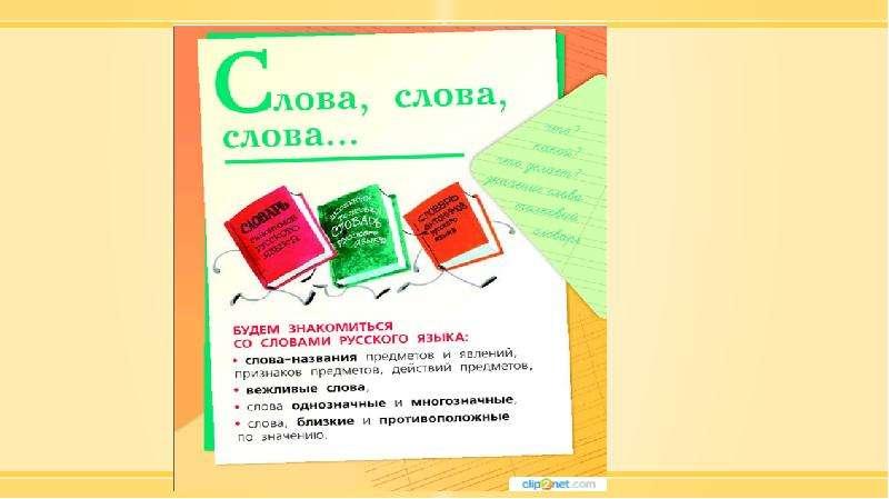 Методика изучения морфологии в курсе русского языка в начальной школе, слайд 8